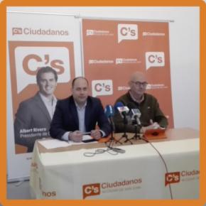 La Agrupación de Ciudadanos (C's) de Alcázar de San Juan valora y propone actuaciones en la Mesa del Agua