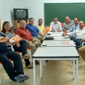 Ciudadanos (C's) sigue creciendo en Ciudad Real y constituye agrupación local en Aldea del Rey