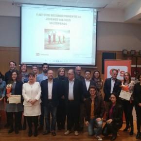 C's Valdepeñas premia la valentía y el talento de los jóvenes del municipio