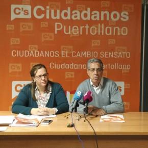 C's Puertollano solicita la responsabilidad del Equipo de Gobierno para hacer frente a la deuda del Ciclo del Agua