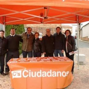 El proyecto de C's crece en la provincia ciudadrealeña