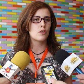 """Elena Jaime: """"En Ciudadanos condenamos este tipo de actitudes. No entendemos que este   lenguaje sea el adecuado en una Institución Pública"""""""