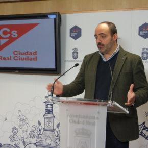 Cs Ciudad Real lamenta que no se haya tenido en cuenta la 'realidad' de la capital para poner en marcha el plan de modernización