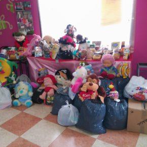 Cs La Solana realiza una recogida solidaria de juguetes
