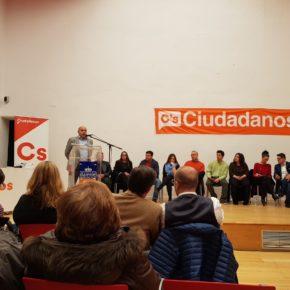 Ciudadanos (Cs) Daimiel presenta la nueva Junta Directiva