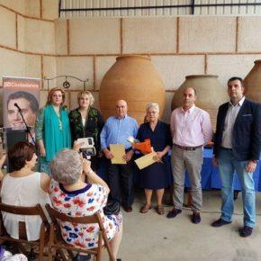 Ciudadanos Valdepeñas organiza este domingo la IV edición de Abuelos Ejemplares