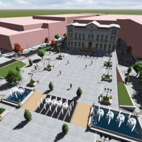 Cs Tomelloso muestra su preocupación por el desarrollo del proyecto de remodelación de las obras de Plaza de España