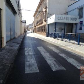Cs Socuéllamos solicita la ampliación del acerado en la calle Pedro Arias desde el Colegio 'El Coso' hasta Calderón de la barca