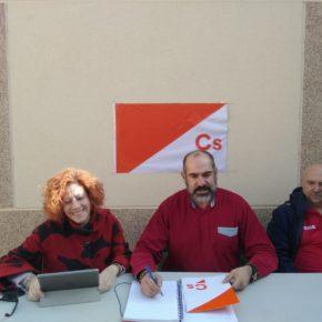 Cs Herencia denuncia que el equipo de Gobierno no ceda espacios públicos para la celebración de sus asambleas