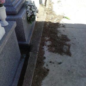 Cs Herencia pide mejoras para paliar el deterioro del cementerio municipal
