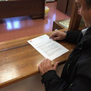 Cs Los Cortijos exige al Ayuntamiento que no oculte información a los vecinos y cumpla con la Ley de Transparencia