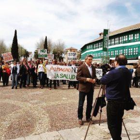 Ciudadanos reitera su compromiso con el medio ambiente y exige que los vertederos de Almagro respeten la normativa