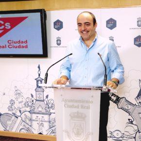 Ciudadanos Ciudad Real presentará al próximo pleno un plan de dinamización de la Mesa de Salud