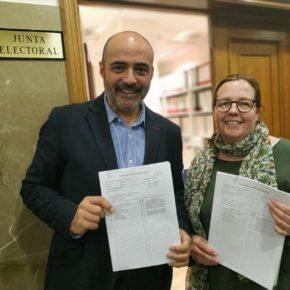Cs Ciudad Real registra sus listas al próximo 28A