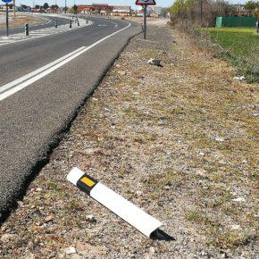 Cs Carrión de Calatrava pide al Ayuntamiento que corrija las deficiencias del tramo de la N-430 de titularidad municipal