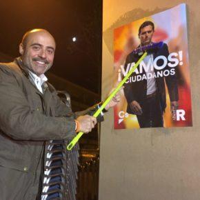 """Francisco Fernández-Bravo: """"El bipartidismo ha dado la espalda a Ciudad Real es el momento de apostar por una fuerza política que se comprometa con la igualdad de todos los españoles"""""""
