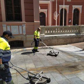 """Boadella: """"Valoramos positivamente las labores de limpieza del Servicio Medioambiental del Ayuntamiento de Ciudad Real durante las Ferias y Fiestas 2019"""""""