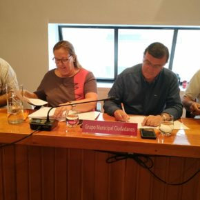 Cs Puertollano muestra su disposición a hablar de los presupuestos si el equipo de Gobierno retira la subida del IBI