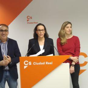 """Ciudadanos Ciudad Real: Eva María Masías: """"El acuerdo de gobernabilidad con el PSOE estásirviendo para gestionar con responsabilidad y coherencia los recursos municipales"""""""