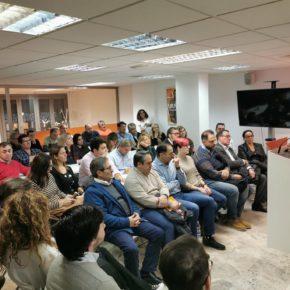 """Ciudadanos Ciudad Real, Ruiz: """"Llevamos meses diciendo al PSOE que se aleje de nacionalistas y bilduetarras y busque un gobierno moderado con los partidos constitucionalistas"""""""